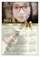 Vector Kalender 2014