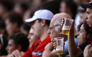 Liberação da venda de bebidas nos estádios da Paraíba será oficializada