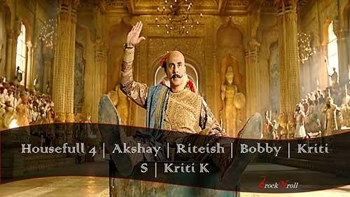 Housefull-4-Akshay-Riteish-Bobby-Kriti-S-Kriti-K
