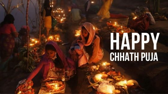 Happy Chhat Puja Wishes