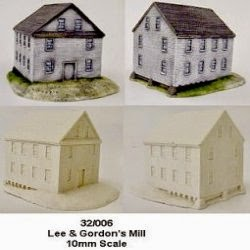 32/006 Lee & Gordon's Mill, Chickamauga.
