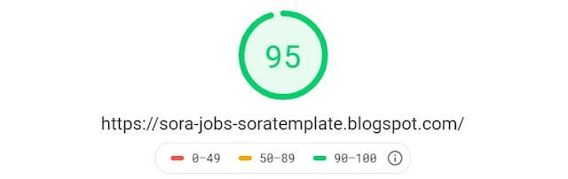 Sora Jobs Responsive Personal Blog Job Directory Job Listing Job Informant Job Portal Blogger Template Theme