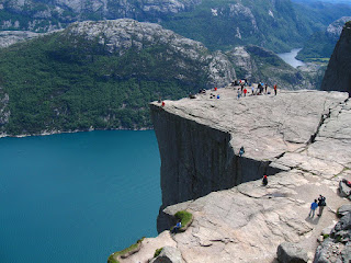 Kjerag and Preikestolen: Rising Up