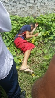 Corpo de jovem é achado próximo ao hospital de Lago dos Rodrigues
