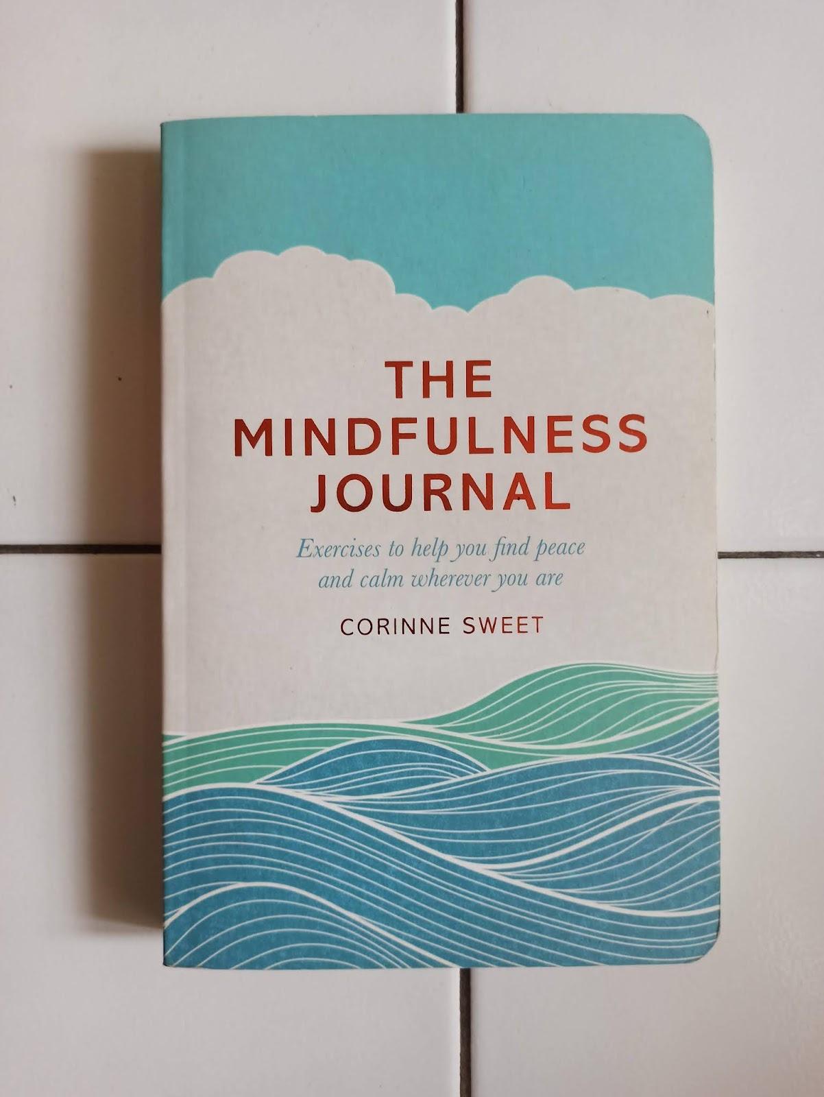 Buku Import The Mindfulness Journal