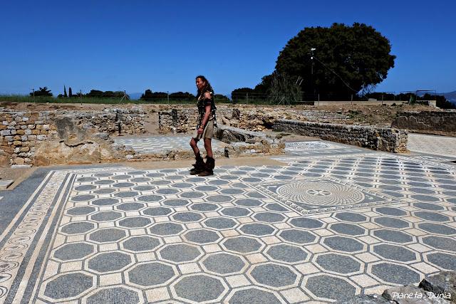 Domus de los Mosaicos