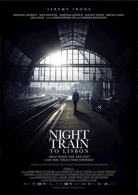 To Europe With Kids: Movie Monday: Night Train To Lisbon