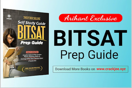 Download Arihant BITSAT Prep Guide 2020 Pdf