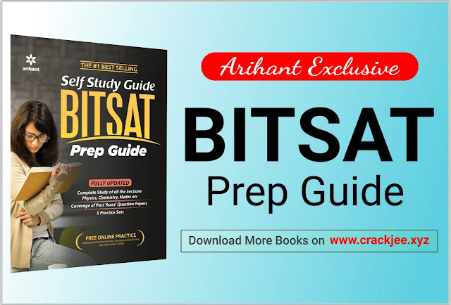 Arihant BITSAT Prep Guide Pdf 2020