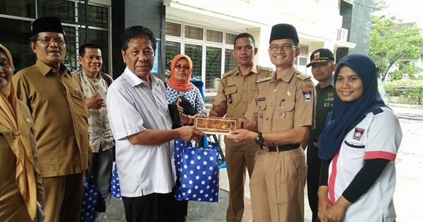 Camat Padang Utara Dinilai Berkompetensi Terbaik