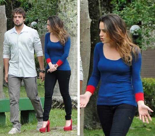 Ana e Rodrigo a vida da gente
