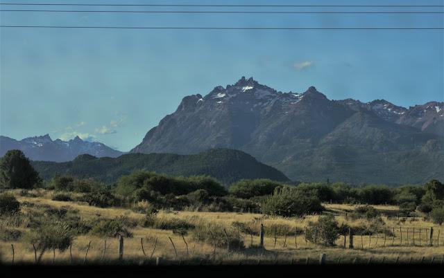 Snowy... still; Patagonia, Chile