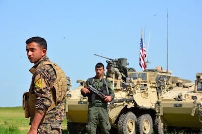 تركيا في حالة جنون من قرار الولايات المتحدة بتسليح الأكراد السوريين