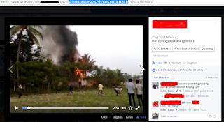 Cara Mudah dan tercepat Download Video Dari Facebook