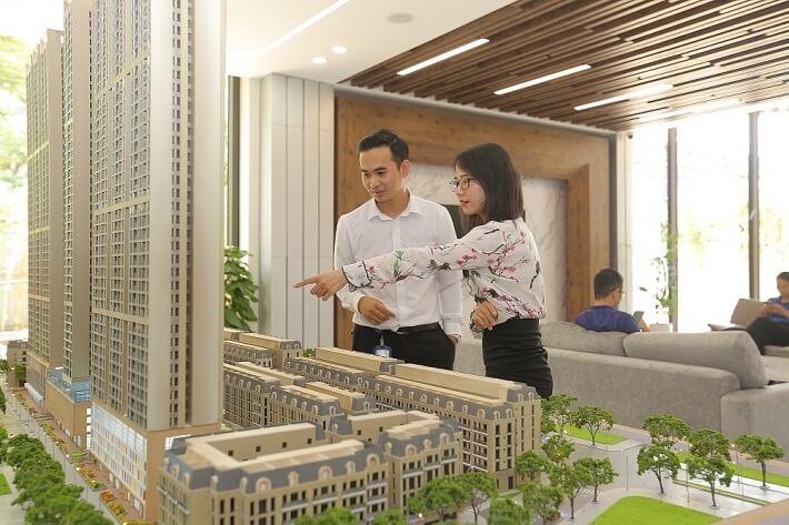 Văn Phú là một trong số các đơn vị đi đầu về ứng dụng công nghệ trong lĩnh vực bất động sản.