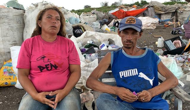 Prefeitura de Angicos adota medidas e acolhe família que vivia em situação de vulnerabilidade no lixão da cidade