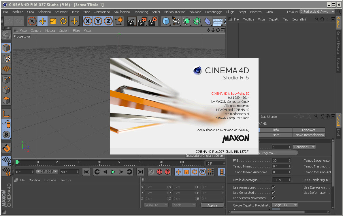 cinema 4d r18 keys