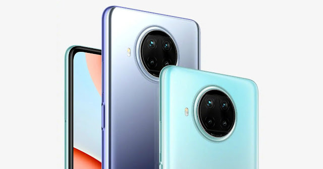 Redmi Note 9 Pro 5G Renders