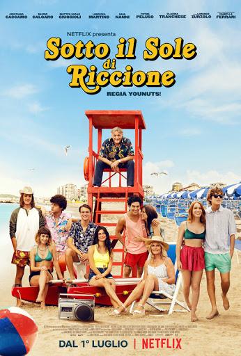 Sotto il sole di Riccione [2020] [CUSTOM HD] [DVDR] [NTSC] [Latino]