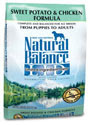 Picture of Natural Balance L.I.D. Limited Ingredient Diets Sweet Potato and Chicken Dry Dog Food