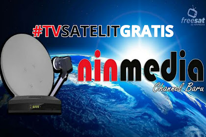 Update! Frekuensi TVM Mandarin di Ninmedia