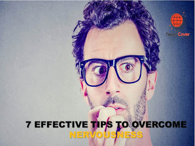 hOW TO REDUCE NERVOUSNESS, News cover, English news, lifestyle news