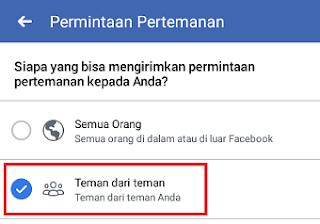 cara menghapus tombol add friend di profil facebook