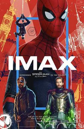 Spider-Man Far from Home Dual Audio ORG Hindi 300mb Movie Free Download Watch Online