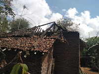 Arus Pendek Listrik Biang Kerok Kebakaran Rumah di Muncan