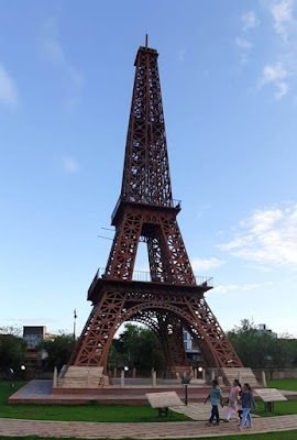 Eiffel Tower - Seven Wonders Park kota