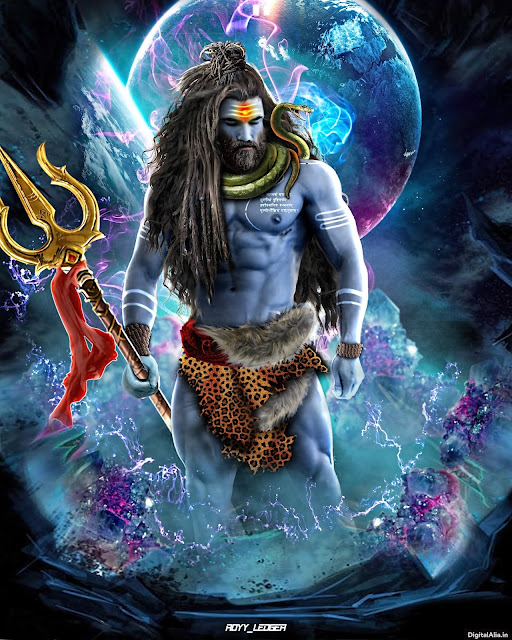 mahadev wallpaper for mobile