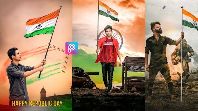 26 January Special Republic Day Photo Editing 2020 Background Download