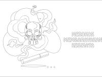 Poster Mewarna - Merokok Membahayakan Kesihatan
