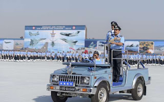 1- IAF Squadrons which participated in Balakot air strike awarded citations