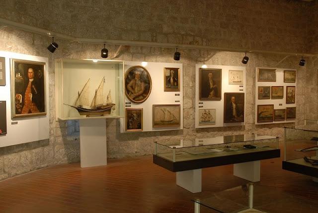 Museu Marítimo do Egeu, Mykonos