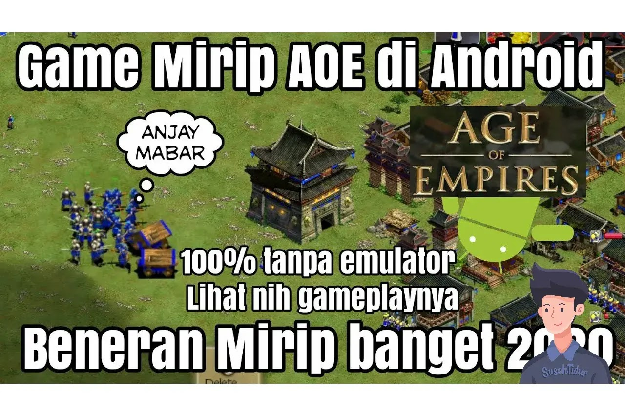 Game Android Mirip Age Of Empire