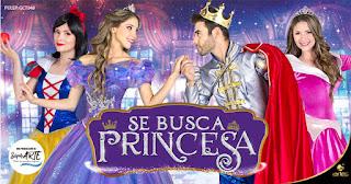 Se busca princesa Temporada 2019 | Teatro Belarte