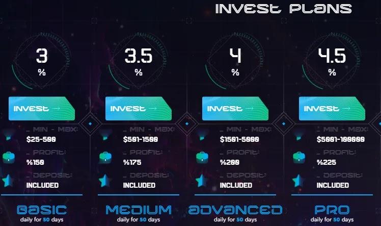 Инвестиционные планы Extrapace