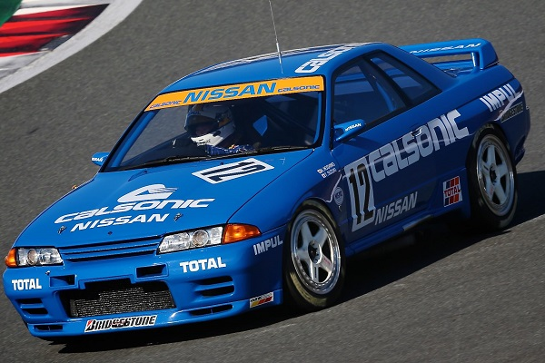 Nissan R32 Skyline GT-R Race Car (1989)