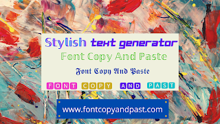 Font Copy And Paste