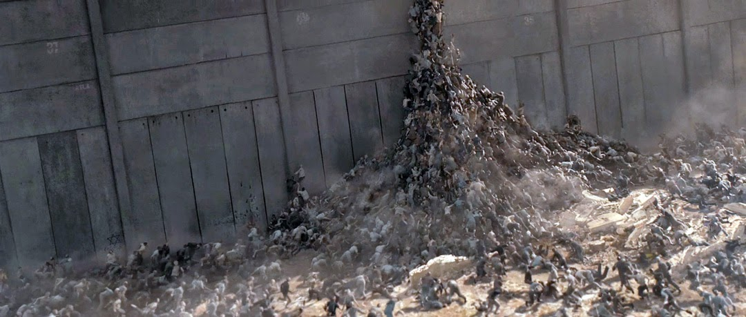 what is the plot of the movie world war z