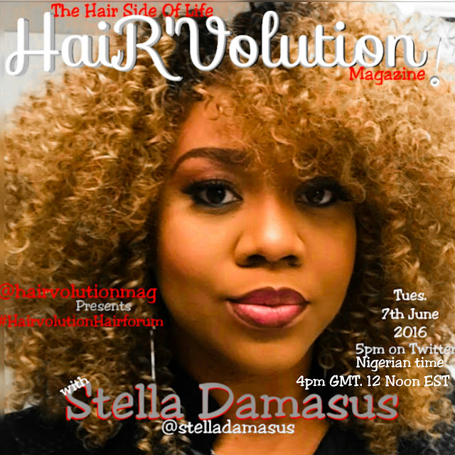 MY MOTHER HAD HAIR UP TO HER WAIST AND IT WAS ALL NATURAL.. STELLA DAMASUS