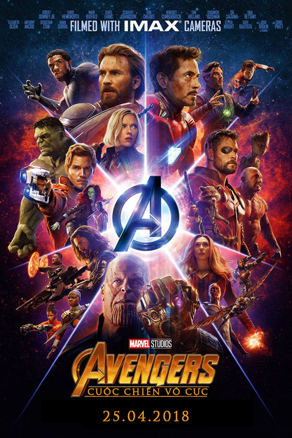 Avengers Infinity War , 2018, Movie , HD, MARVEL STUDIO ,Action, Adventure, Fantasy, Science Fiction