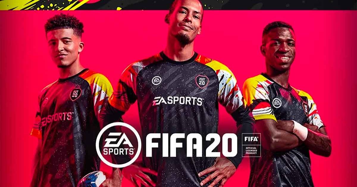 تحميل لعبه fifa 2020 فيفا 2020 كامله