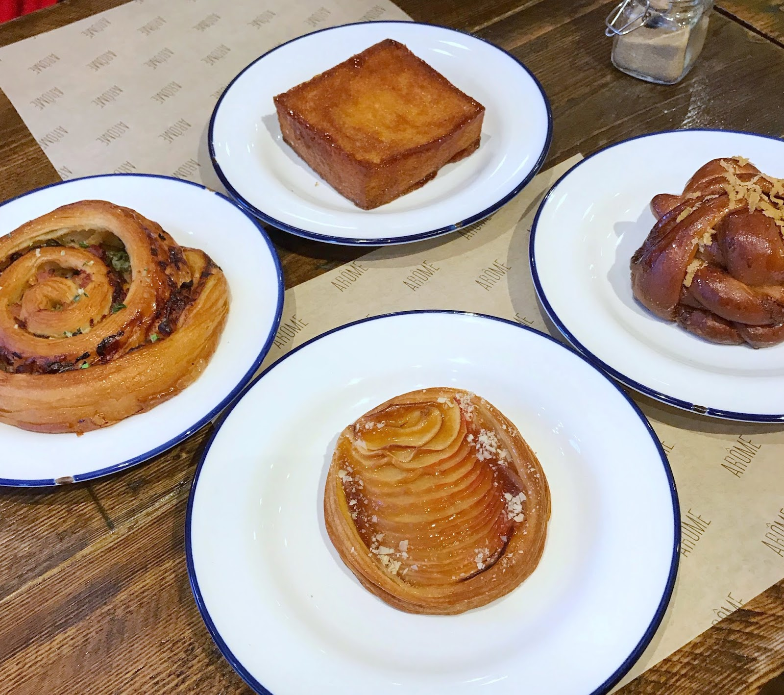 Arôme-Soho-London-Artisan-Bakery