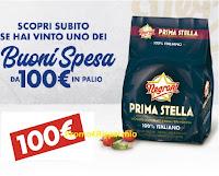 Concorso Negroni Primastella : vinci buoni spesa Decò da 100€
