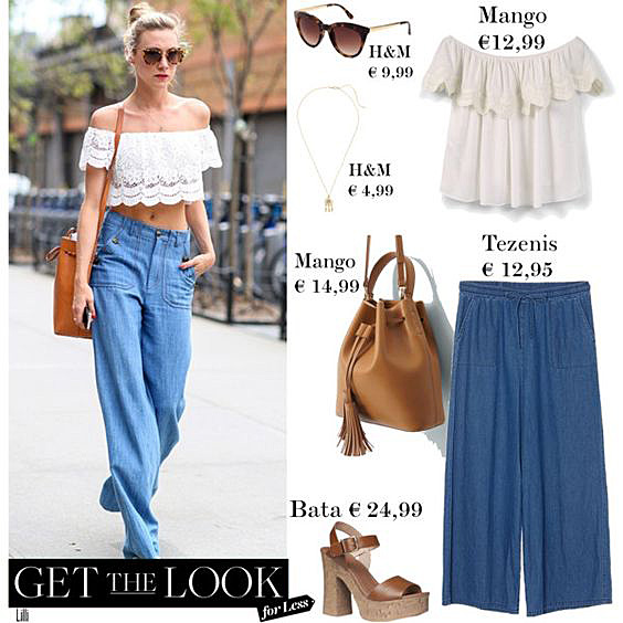 Get The Look - Off The Shoulder