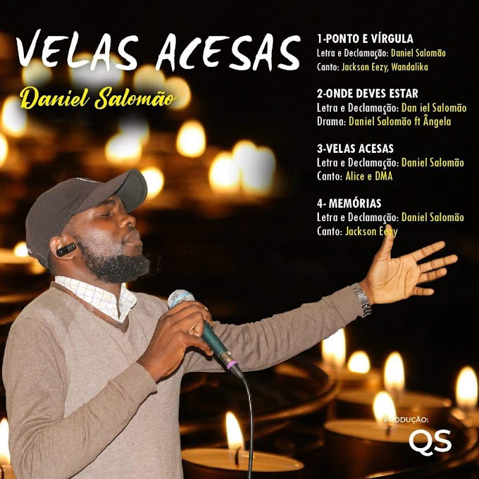 Daniel Salomão - Velas Acesas (EP)