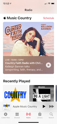 Apple Music Radio Stations