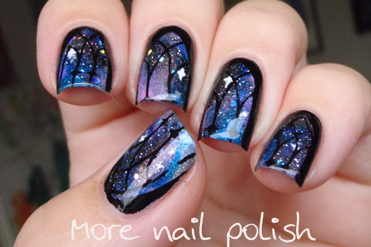 My Window To The Universe More Nail Polish